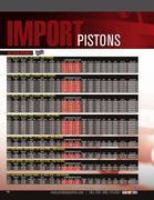 2 stroke piston 14 mm pin in pistons 2009 by probe industries