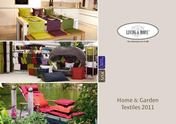 Home And Garden Textiles 2011 By Living More