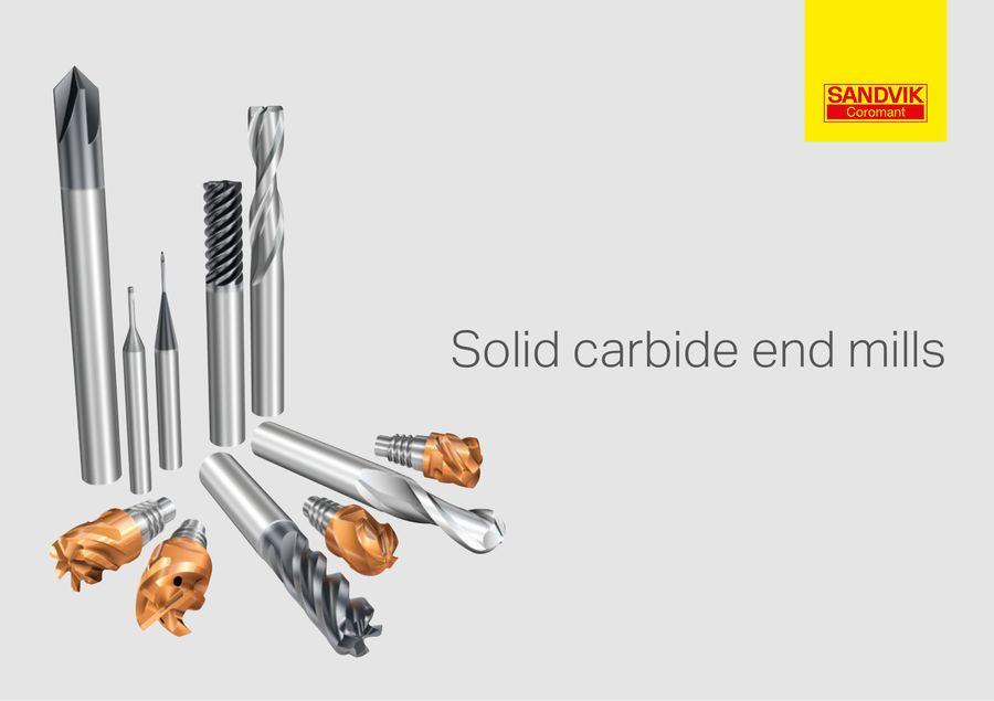 Sandvik Coromant 1P341-1600-XA 1630 CoroMill Plura Solid Carbide Square Shoulder End Mill 0.6299 Cutting Diameter 3.622 Length 1.2598 Depth of Cut Cylindrical 16 mm 16 mm Shank