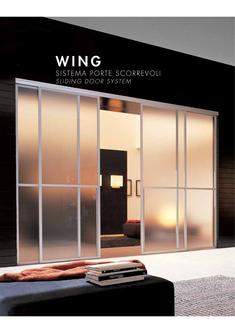 WING Sliding Door System