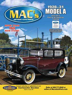 1928–1931 Ford MODEL A 2012-2013 Parts & Accessories