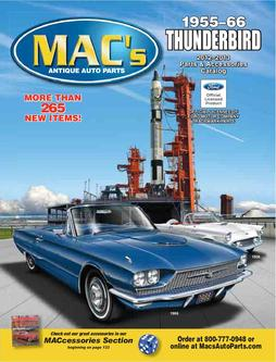 1955–1966 THUNDERBIRD 2012-2013 Parts & Accessories