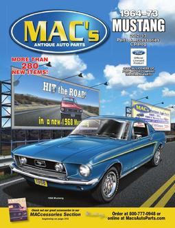 1964–73 Mustang 2011–2012 Parts & Accessories