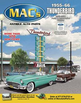 1955–1966 THUNDERBIRD 2013-2014 Parts & Accessories
