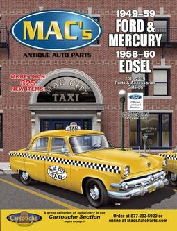 1949–59 FORD & MERCURY & 1958–60 EDSEL 2013-2014 Parts & Accessories