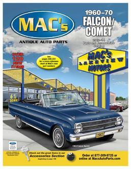 MACs Antique Auto Parts catalogs