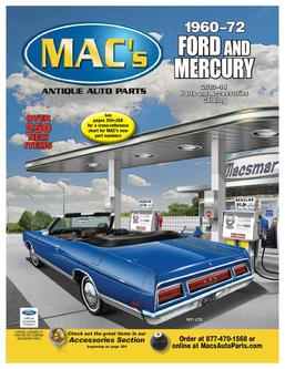 1960-72 Ford & Mercury 2013 - 2014 Parts & Accessories