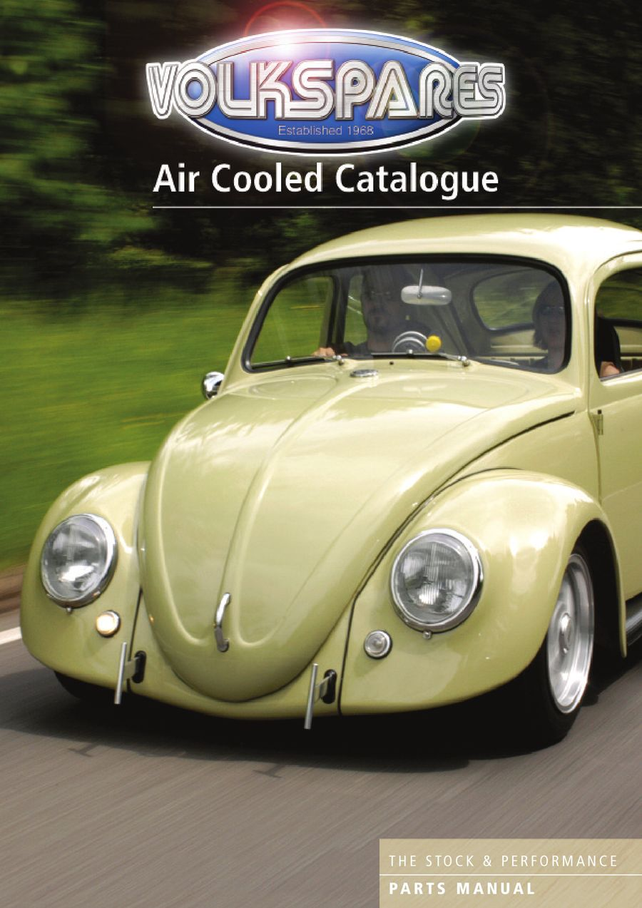 Page 35 Of Classic Aircooled Volkswagen Parts 2009 Vdo Gauge Wiring In A Beetle By Volkspares