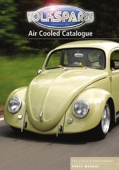 Classic Aircooled Volkswagen Parts 2009