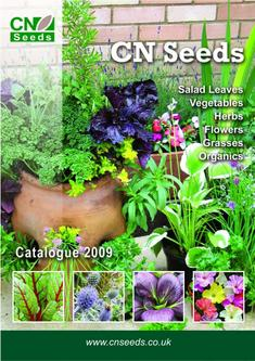 2009 Commercial Catalogue