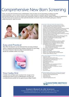 Newborn Screening Test