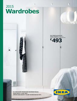 Wardrobes Brochure 2015