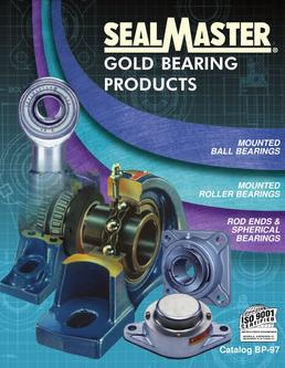 SealMaster Gold Bearing Products