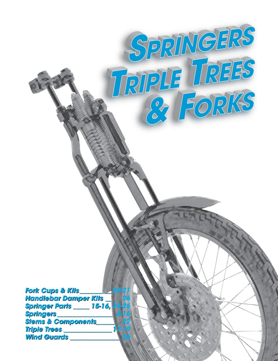 2010 Springers & Fork Components by Paughco