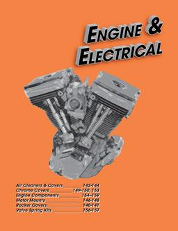 2008 Engine & Electrical