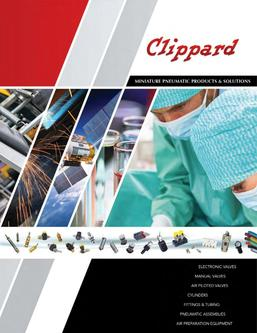 Clippard Full Line Catalogue 2015