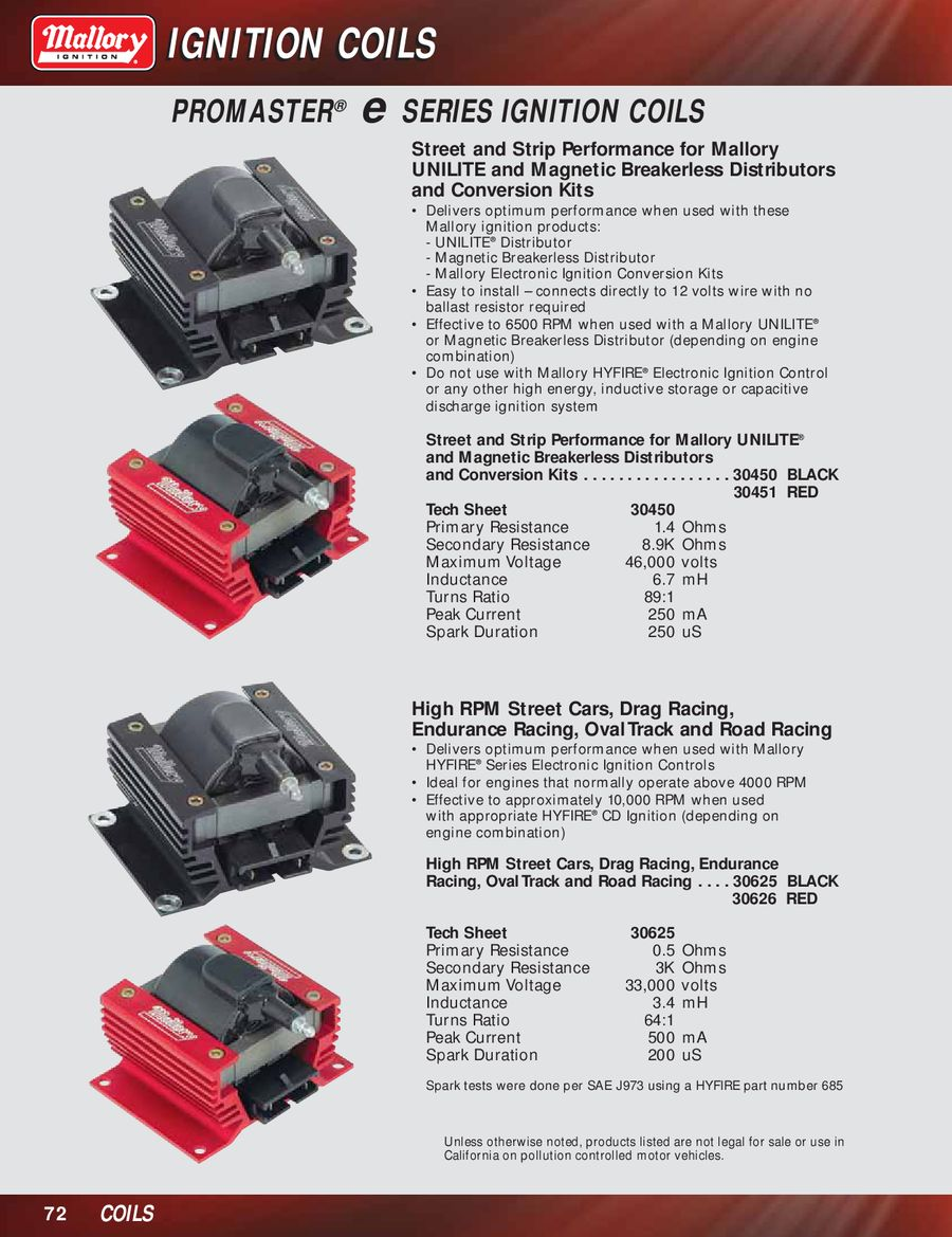 Mallory Hyfire Wiring Diagram 685. Mallory Gauges, Mallory Furniture on mallory electronics, mallory furniture, mallory battery, mallory resistors, mallory gauges,