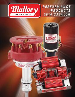Performance Ignition and Fuel Pumps 2010