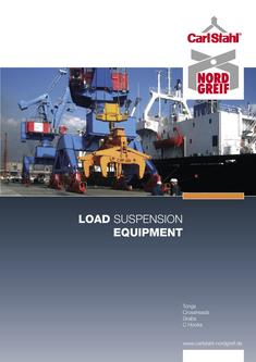 Load Suspension Equipment 2009
