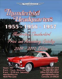 2009 Thunderbird Little Bird Parts 55-57