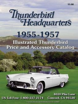 2012 Ford Thunderbird Parts and Accessories