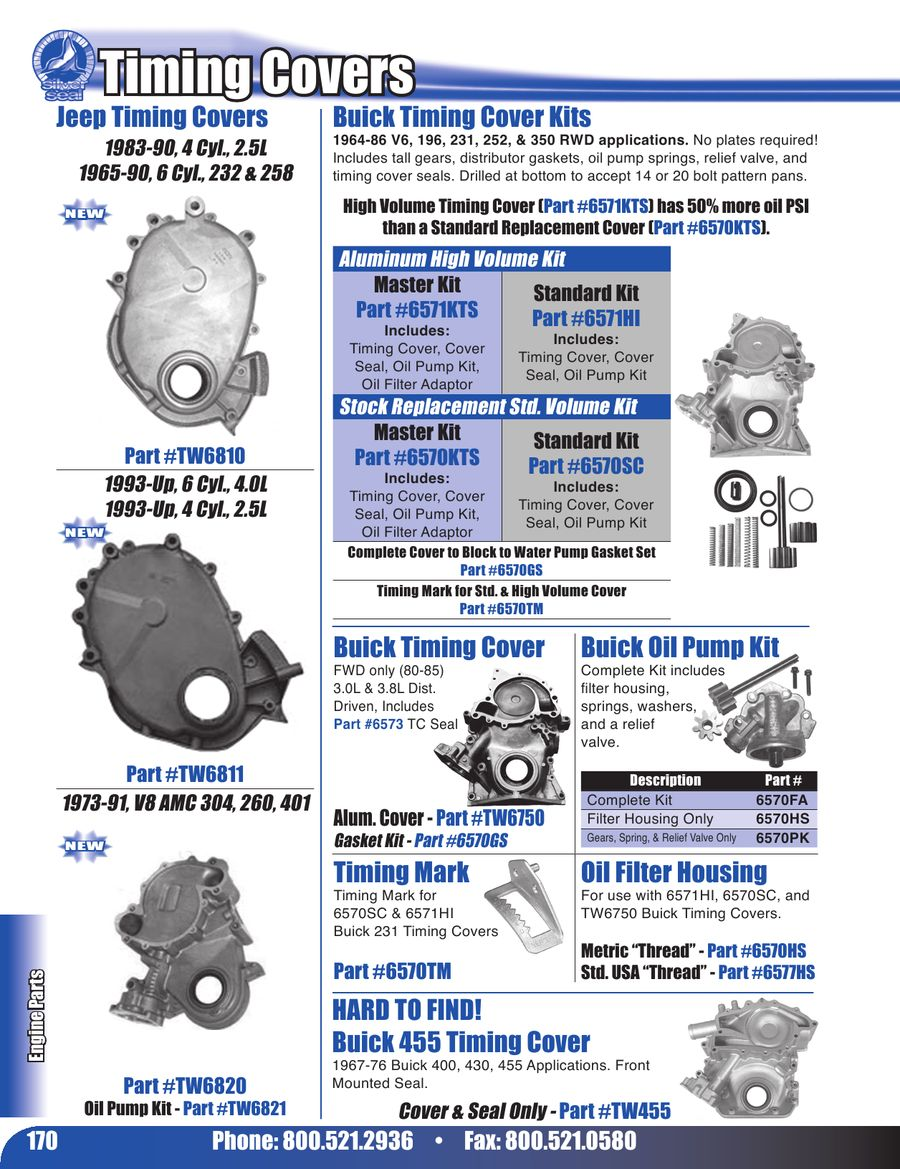 Page 172 Of Engine Parts Shop Supplies Buick V6 Valve Timing Marks P 236