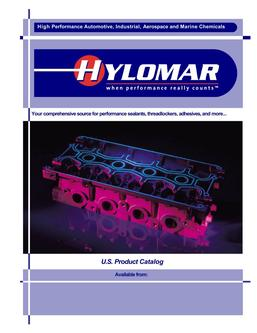 Hylomar sealant and gaskets
