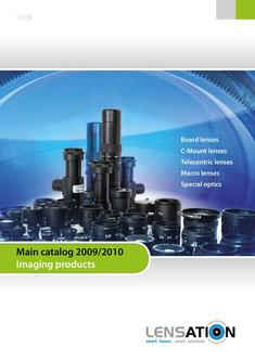 Imaging Products 2009/2010