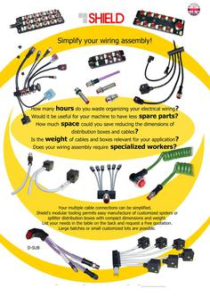 Simplify your wiring assembly!