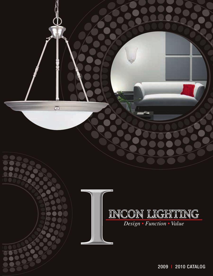 lighting 2009 2010 by incon lighting