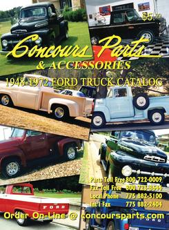 1948-1972 Ford Trucks Parts & Accessories 2009