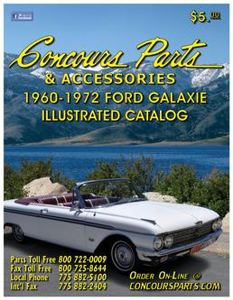 1960-1972 Galaxie & LTD Parts 2014