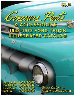 1948-1972 Ford Truck Parts 2014