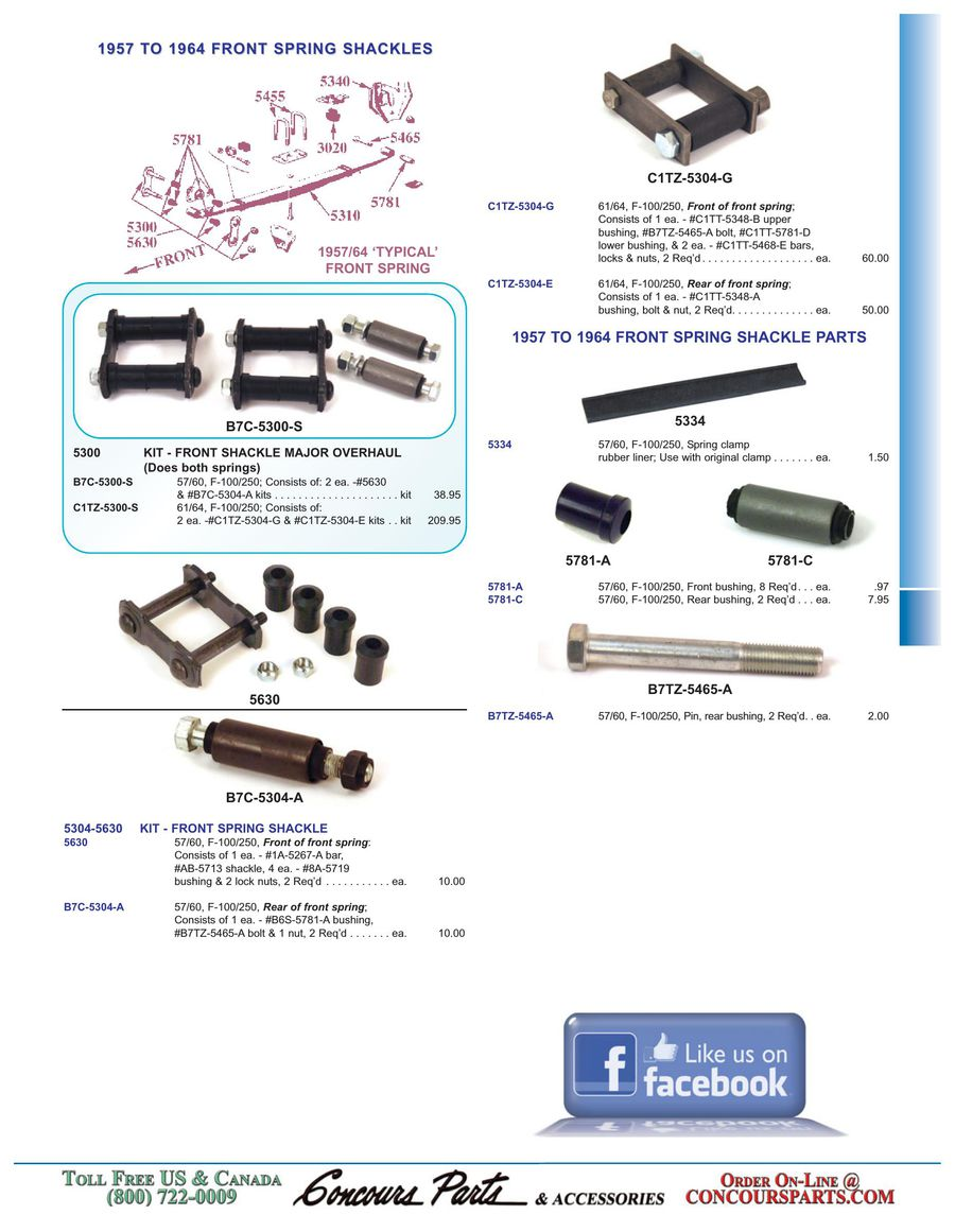 Page 27 of 1948-1972 Ford Truck Parts 2014