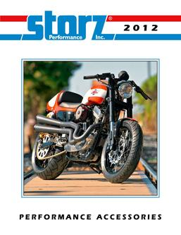Motorcycle Parts for Harley and Buell 2012