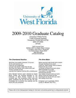 cadence in Graduate 2009-2010 Academic Catalog by University