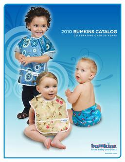Catalogue: Bumpkins 2010 Finer baby products