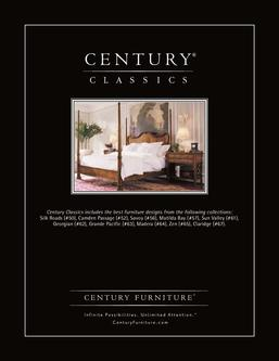 Catalogue: Century Furniture  Century Classics