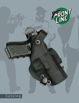 Catalogue: Front Line Israel Holster 2009