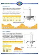Open Page 14 of Woodworking Router Cutters and Drilling Tooling by