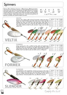 Fishing baits 2011
