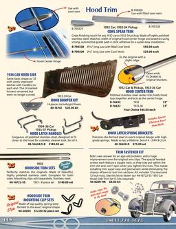 Body Trim for Old Fords & Hot Rods 2013