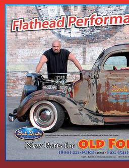 Flathead Engine, Drivetrain & Mechanical Parts 2013