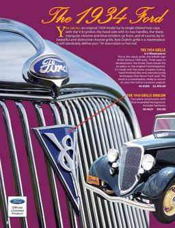 The 1934 Ford 2014
