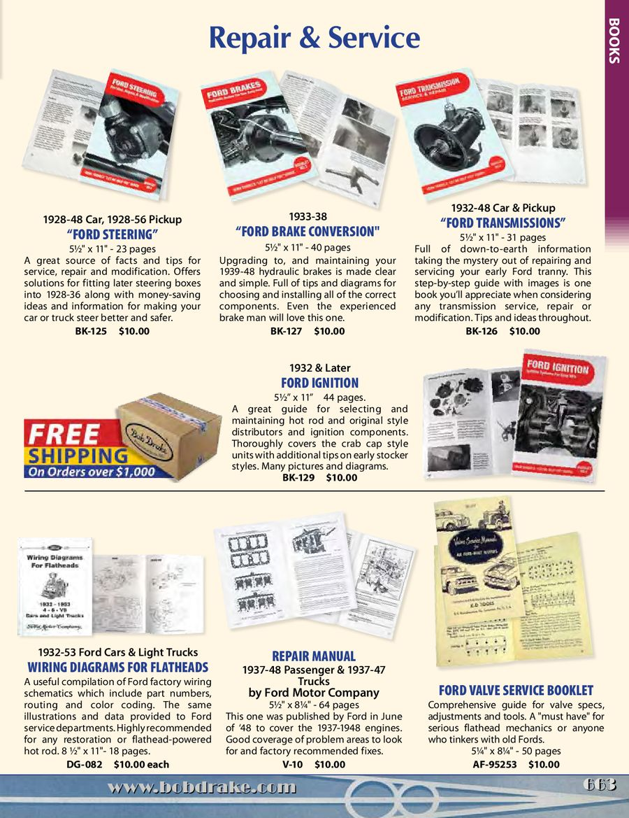 Page 27 Of Books Brochures Factory Manuals 2013 1933 Chevy Pickup Wiring Diagram Schematic P 32