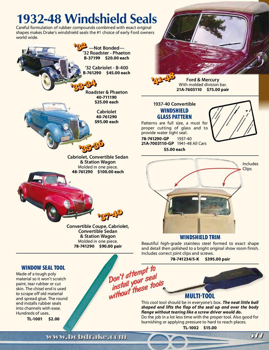 1937 Ford Deluxe Tudor Car Brown Door Handle /& Window Crank Kit with Escutcheons