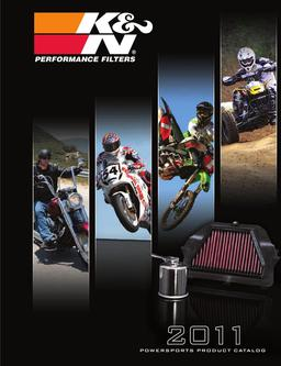 2011 Powersports Performance Filters