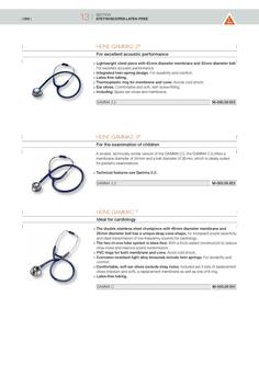 Stethoscopes 2010