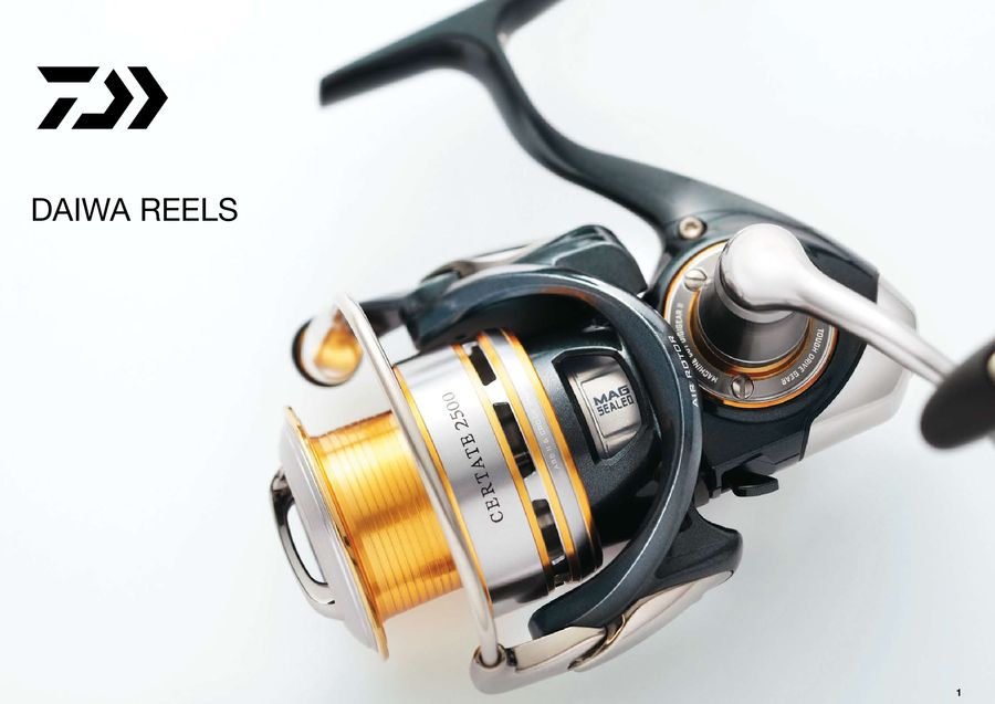daiwa fishing tackle 2011 by daiwa-cormoran, Reel Combo
