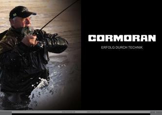 Cormoran Fishing Tackle 2011